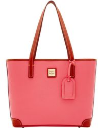 Dooney & Bourke - Pebble Grain Charleston - Lyst