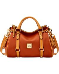 Dooney & Bourke - City Small Satchel - Lyst
