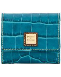 Dooney & Bourke - Savanah Trifold Wallet - Lyst