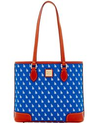 Dooney & Bourke - Mlb Dodgers Richmond - Lyst