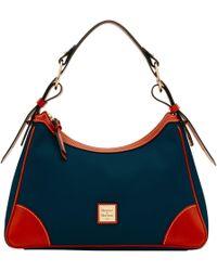 Dooney & Bourke - Pebble Grain Harrison Hobo Shoulder Bag - Lyst