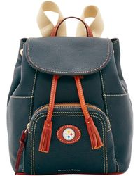 Dooney & Bourke - Nfl Steelers Medium Murphy Backpack - Lyst