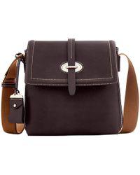 Dooney & Bourke - Florentine Toscana Small Messenger Bag - Lyst