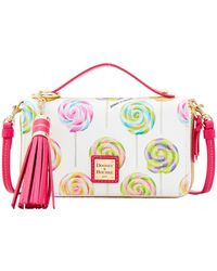 Dooney & Bourke - Swirl Lollipop Willis Clutch Sammi Tassel - Lyst