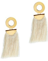 Lizzie Fortunato - Go Go Crater Earrings - Lyst