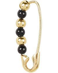 Loren Stewart - Friendship Safety Pin Earring - Lyst