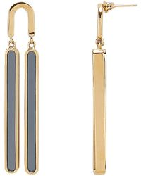 Colette Malouf - Reflection Swing Earrings - Lyst
