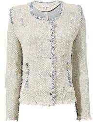 IRO - Agnette Tweed Boxy Jacket - Lyst