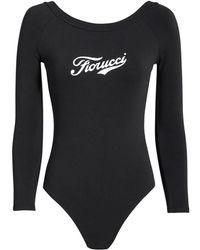 Fiorucci - Soda Logo Bodysuit - Lyst