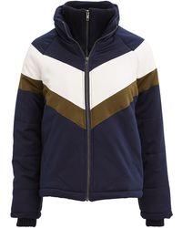 Monrow - Inca Puffer Jacket - Lyst