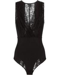 By Malene Birger | Rawal Lace Bodysuit | Lyst