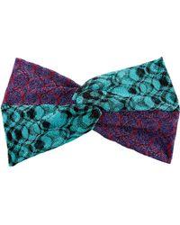 Missoni | Multicolor Headband | Lyst
