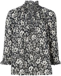 Warm - Ines Floral Blouse - Lyst