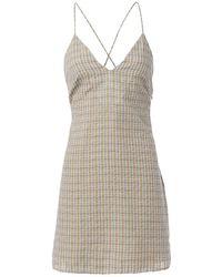The East Order - Ami Mini Dress - Lyst