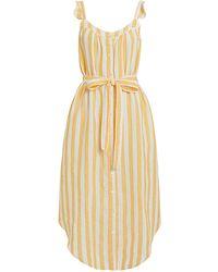 Birds Of Paradis - Adele Striped Dress - Lyst