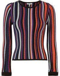 Ronny Kobo | Dafne Striped Top | Lyst