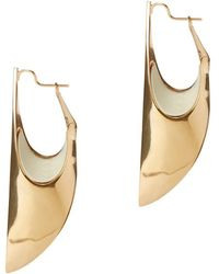 Maiyet - Concave Earrings - Lyst