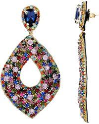 Deepa Gurnani - Cedani Earrings - Lyst