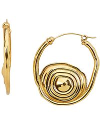 Ellery - Pop Hoop Earrings - Lyst