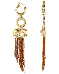 Ellery - Barbosa Large Toros Earrings - Lyst