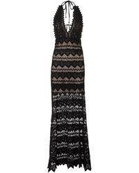 Nightcap - Lima Lace Maxi Dress - Lyst