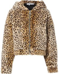 RE/DONE - The Teddy Bear Jacket - Lyst