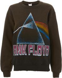 MadeWorn - Pink Floyd Sweatshirt - Lyst