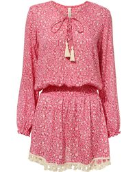 Cool Change - Eden Paisley Dress - Lyst