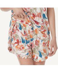 Intimissimi | Colorful Print Supima® Cotton Shorts | Lyst