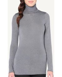 Intimissimi - Ultralight Modal Cashmere High-neck Top - Lyst