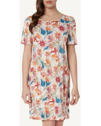 Intimissimi | Colorful Print Supima® Cotton Nightdress | Lyst