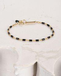 Isabel Marant - Casablanca Enamel And Gold-tone Chain Bracelet - Lyst