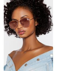 Ivyrevel - Charon Sunglasses Rose - Lyst