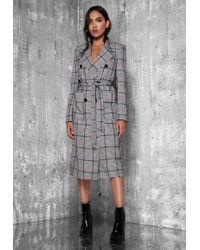 Ivyrevel - Ginnie Coat Checked - Lyst