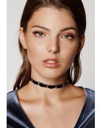 Ivyrevel - Flow Necklace Black - Lyst