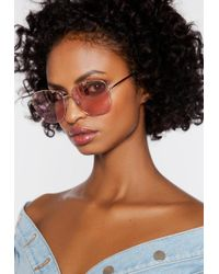 Ivyrevel - Miranda Sunglasses Pink - Lyst