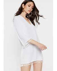 Ivyrevel - Hibiscus Dress White - Lyst