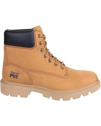 Timberland - Sawhorse Lace Up Safety - Lyst