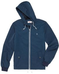 Original Penguin - Mighty Hooded Jacket - Lyst