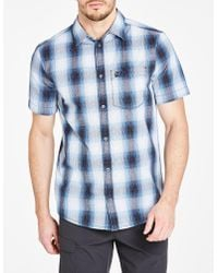Jack Wolfskin - Chilli Short Sleeve Shirt - Lyst