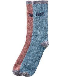 Superdry - Pack Of 3 Socks - Lyst