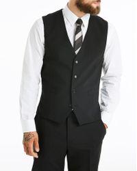 Skopes - Darwin Wool Mix Suit Wcoat Reg - Lyst