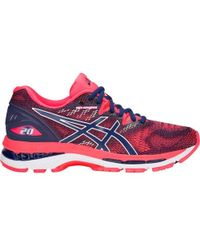 99e82ae503b Lyst - Asics Gel-nimbus 17 Running Shoe in Blue for Men