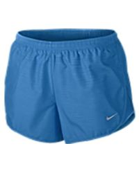 Nike - Women's Tempo Modern Embossed 3 Inch Shorts - Lyst