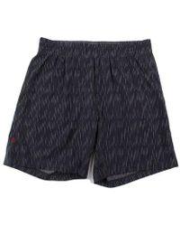 On - Rhe Mako Unlined Prints 7'' Shorts - Lyst