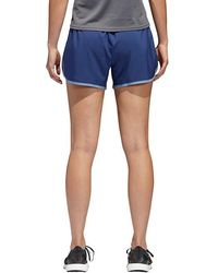 "On - Adidas M10 Ic Woven 4"" Shorts - Lyst"