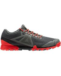 Lyst Reebok All Terrain Super 30 Trail Running Shoes In Gray For Men