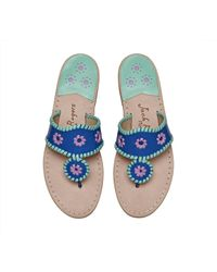 Jack Rogers - Collector Edition Hyannis Port Sandals - Lyst
