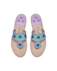 Jack Rogers - Collector Edition Riviera Sandals - Lyst