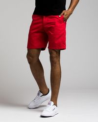 JackThreads - 7 Inch Chino Shorts - Lyst